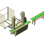 CMM 160 a 150x150 - Robot de descarga de molduras CMM-160