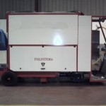 piscicultura 01 150x150 - Feed cart for pisciculture