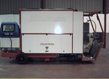 piscicultura 01 - Feed cart for pisciculture